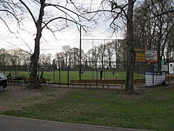 Baseball club - TJ Lokomotiva Louny