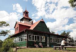 Louny – Stříbrník (Hütte Ejemova chata)