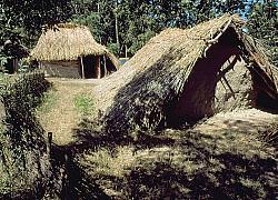 Louny - Březno (Archeologický skanzen)