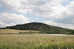 Louny - Stříbrník (Hütte Ejemova chata)