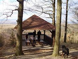 Louny - Libochovice (podél toku Ohře)