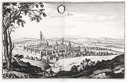 Pověst o založení města Louny