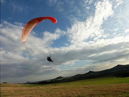 Tandem na Rané (paragliding)