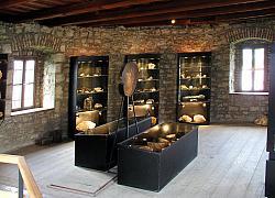 Muzeum Zkamenělý les
