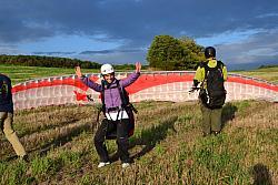 Tanden na Rané (Paragliding)