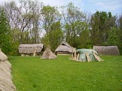 Archeologický skanzen ve Březně u Loun