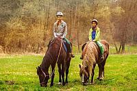 Vyjížďky na koni