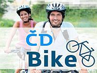 Půjčovna kol - ČD Bike