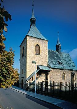 Lounské kostely