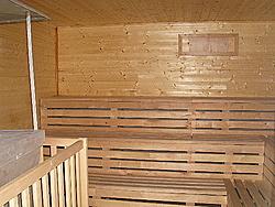 Städtische Sauna
