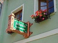 Penzion Na hradbách