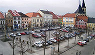 Louny Webcam, Hotel Caramell