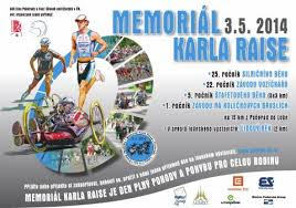 Memoriál Karla Raise - program